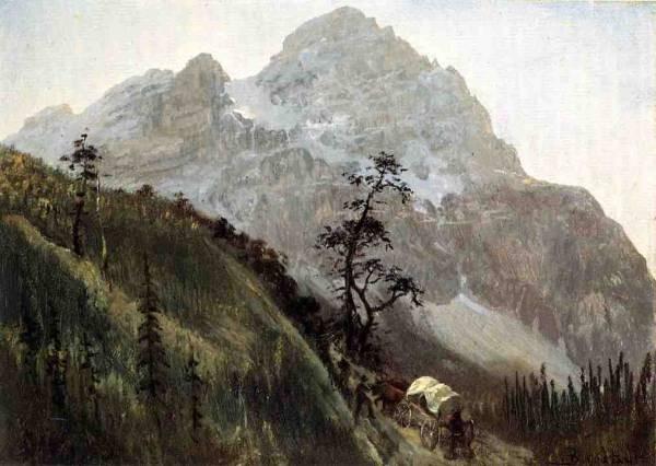 Western Trail the Rockies